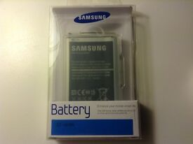 Genuine SAMSUNG S4 mini smartphone replacement battery.