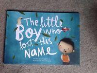 Children's personalised book - name William