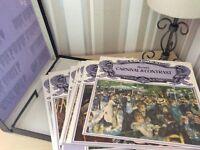 Vinyl album collection. 8 LP's. Readers digest