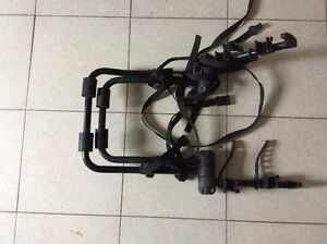 Car bicycle rack for sale!