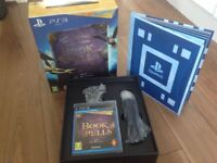 PS3 Book of Spells from J.K Rowling