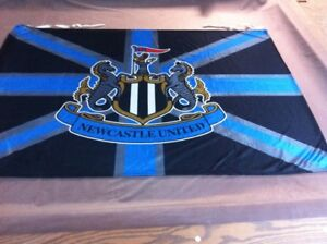 Newcastle United Hanging Banner