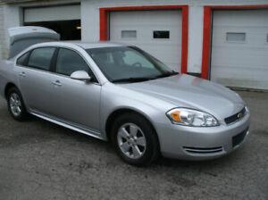 2010 Chevy Impala LT.  VERY good condition.  $5500.00 obo.