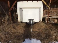 Concession trailer 8 ft by 14 ft, great deal