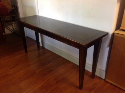 Timber Hall Table Melbourne Region Preview