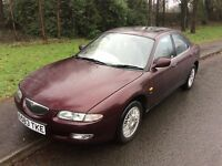 1998 Mazda Xedos 2.0 6 V6 SE-1 previous owner-full main dealer history-October 2017 mot-Exceptional