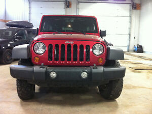 2013 Jeep Wrangler Sport Unlimited SUV, Crossover