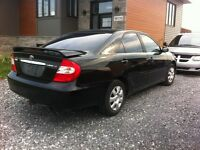 2002 Toyota Camry LE.  AUTO-AIR-CLEAN.     2995$$$