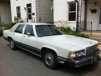 1988 Mercury Grand Marquis LS Sedan