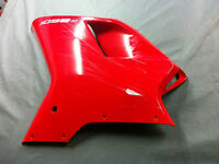Ducati 1098 LH fairing - damaged