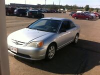 2002 civic coupe 5 speed