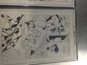 Original comic book art Cambridge Kitchener Area image 2
