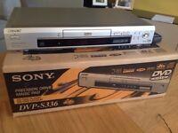 Sony DVD player DVP-S336