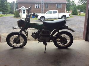 Honda st 90