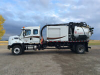 Hydrovac for hire