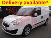 2016 Vauxhall Combo 2000 L1H1 CDTi Spor 1.2 DAMAGED REPAIRABLE SALVAGE