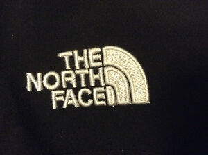 Black NORTHFACE winter coat girls size 16