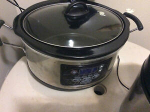 Hamilton Beach® Set 'n Forget™ Programmable Slow Cooker