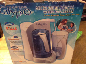 Pure Water Fantom Giabo Calypso Microbiological Water Purifier