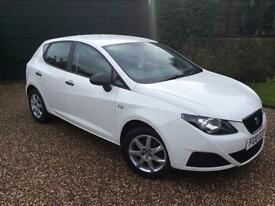 2010 Seat Ibiza 1.2 12v ( 70ps ) ( a/c ) S 5 Door Petrol