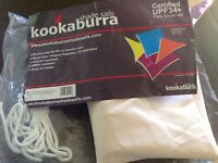 Kookaburra 5m triangle party sail shade (water resistant)