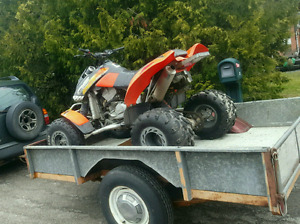 04 can am ds650baja
