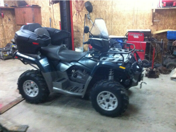 Used 2004 Bombardier can am outlander max xt