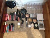 Various makeup job lot