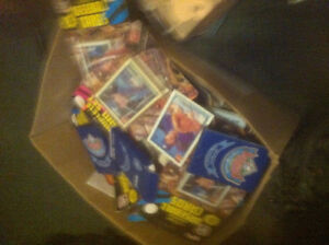 BLUE JAYS WORLD SERIES BASEBALL CARDS AND MUCH MORE
