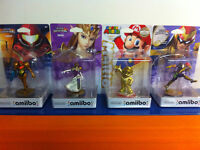 8 Rare and Common Amiibos for Sale/Trade!