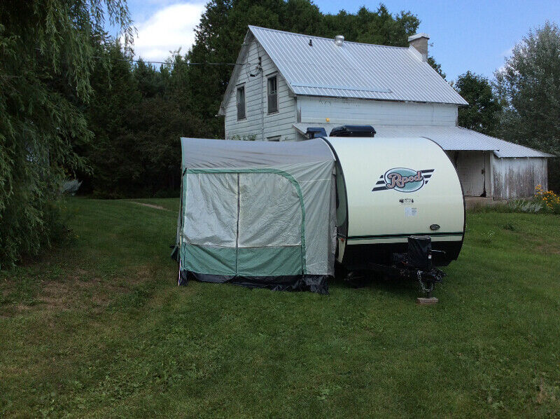 SOLD 2015 Mint Condition Rpod travel trailer for sale ...