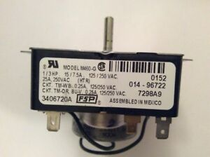 USED DRYER TIMER M460-G