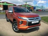 2021 Mitsubishi L200 2.2 DID WARRIOR Double cab Manual