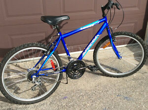 "Youth Mountain Bike 24"" tires with 16"" frame"