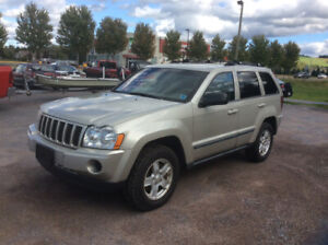 2007 Jeep Grand Cherokee Awd Auto warranty rust free$3750.