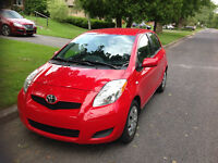 2009 Toyota Yaris de base Hatchback