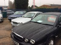 At Hurricane Jaguar X-Type 2.0 Sport Diesel Manual VGC More Jags in Stock
