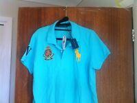 New Ladies Ralph Lauren T Shirt XL 16