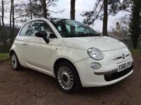Fiat 500 1.2 ( 69bhp ) LOUNGE Cheap Small Car £30 Road Tax