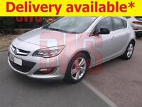2015 Vauxhall Astra SRi CDTi S/S 2.0 DAMAGED REPAIRABLE SALVAGE