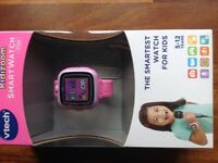 New kids zoom smart watch.