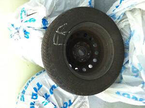 "Toyo 800 Ultra - Set of 4 Summer tires 14"" on rims"