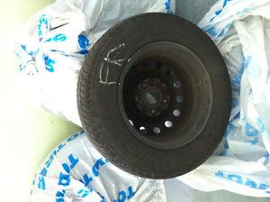 "4 Summer Tires 14"" on Rims"