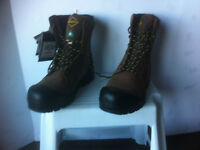 Brand New WORKLOAD Steel Toe Boots, CSA approved Boot.