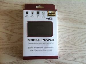 Batterie pour iphone,  ipad , ipod, itouch