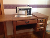 sewing machine great condition