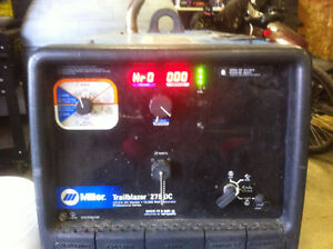 miller trailblazer 275 welder