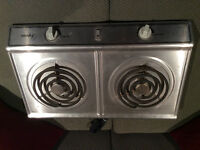 Electric 2 Burner Hot Plate For Sale