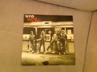 UFO No Place to Run vinyl record album