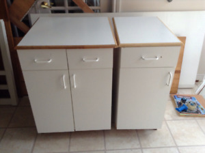 Kitchen cabinets and stove for sale $20-50